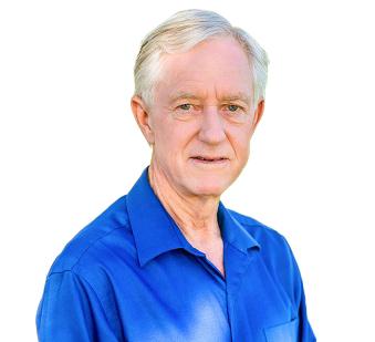 Meet the team - Steve Dexter
