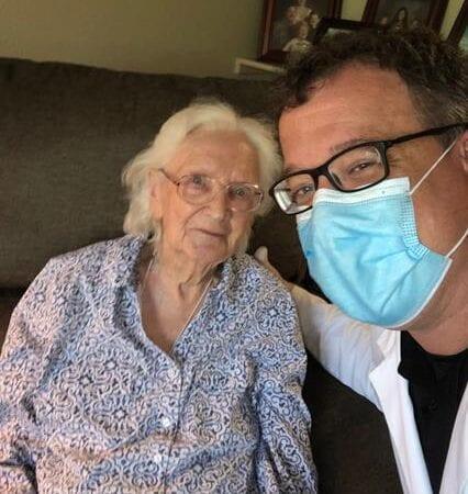 Daniel and Patient
