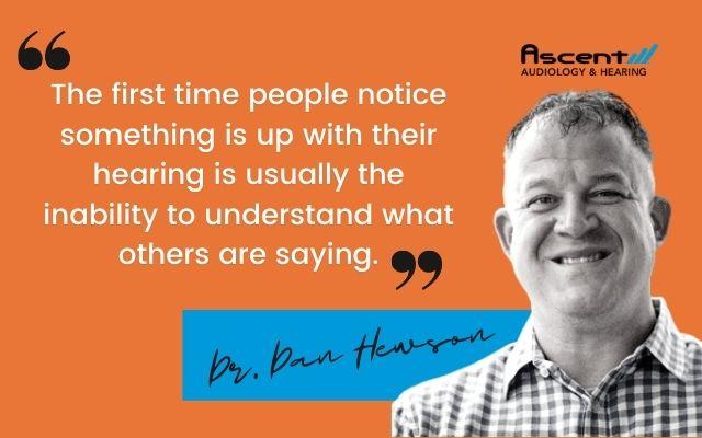 Dan Hewson Featured on Dr. Nancy Knows Talk Show